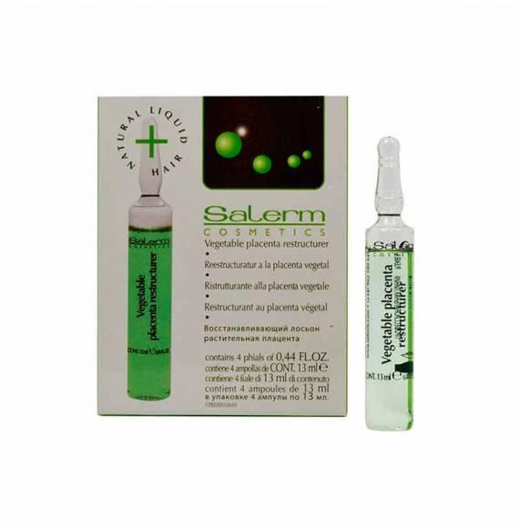 SALERM PLACENTA VEGETAL 4 MONODOSIS DE 13 ml