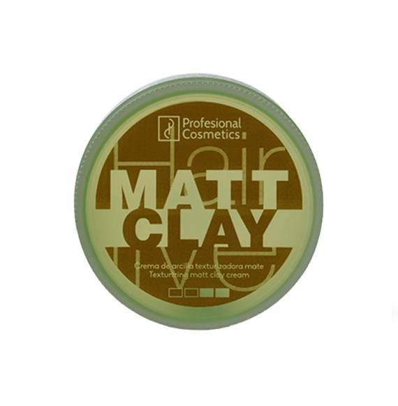 CERA PELO MATT CLAY PROFESIONAL COSMETICS