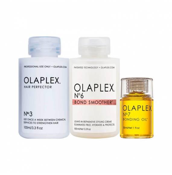 OLAPLEX KIT No 3, 6 & 7