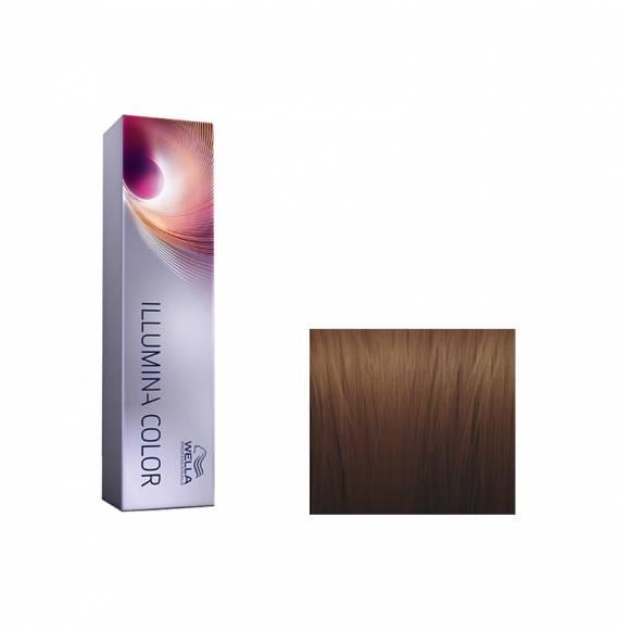 Tinte-ilumina-color-wella-castaño-claro-dorado-caoba-5.35-60ml