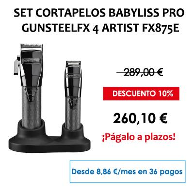 cortapelos-babyliss-pro-gunsteelfx-4-artists