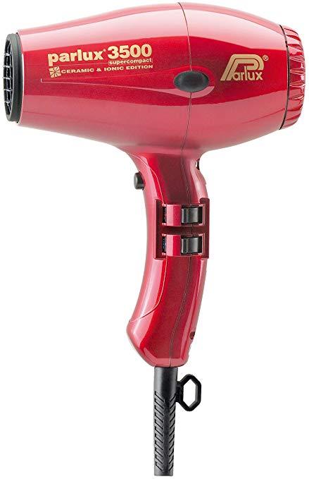 secador-de-pelo-profesional-parlux-3500-supercompact-ceramic-ionic-rojo
