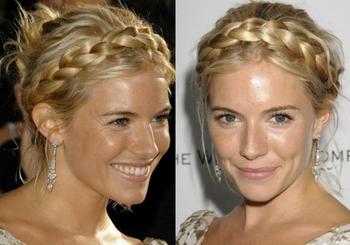 siena-miller-peinado-look-verano-dubal-cosmetics