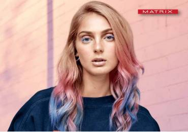 MATRIX COLOR BLOW DRY BY SOCOLOR: MAQUILLAJE PARA EL CABELLO
